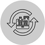 Ícone do sistema ORYX PONTO DE VENDA
